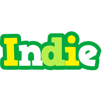 Indie soccer logo