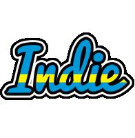 Indie sweden logo