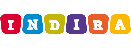 Indira kiddo logo