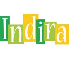 Indira lemonade logo