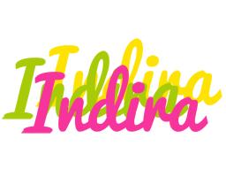 Indira sweets logo