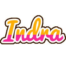 Indra smoothie logo