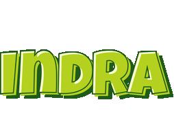 Indra summer logo