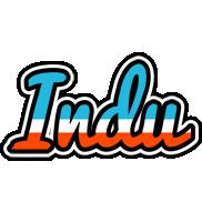 Indu america logo