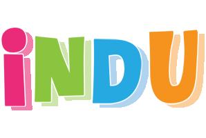 Indu friday logo