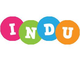 Indu friends logo