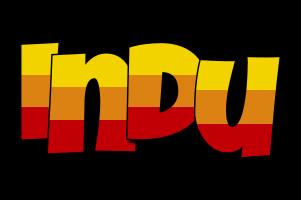 Indu jungle logo