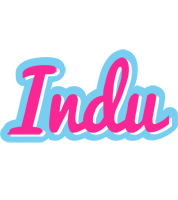 Indu popstar logo