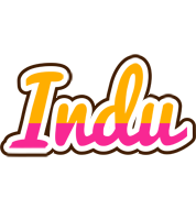 Indu smoothie logo