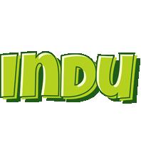 Indu summer logo