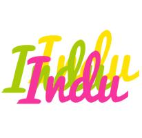 Indu sweets logo
