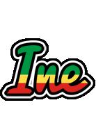 Ine african logo