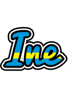 Ine sweden logo