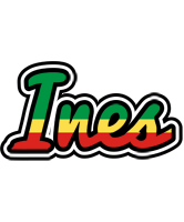 Ines african logo