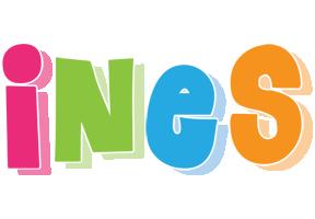 Ines friday logo