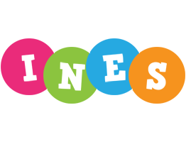 Ines friends logo
