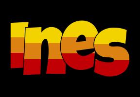 Ines jungle logo