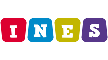 Ines kiddo logo