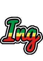 Ing african logo