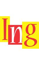 Ing errors logo