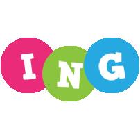 Ing friends logo
