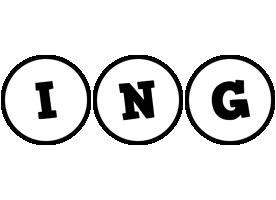 Ing handy logo
