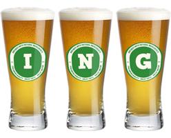 Ing lager logo