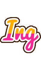 Ing smoothie logo
