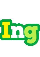 Ing soccer logo