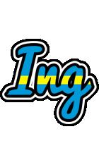 Ing sweden logo