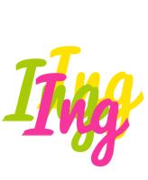 Ing sweets logo