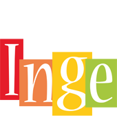 Inge colors logo