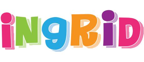 Ingrid friday logo