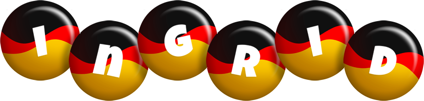 Ingrid german logo