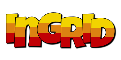 Ingrid jungle logo