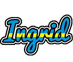 Ingrid sweden logo
