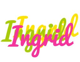 Ingrid sweets logo