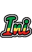 Ini african logo