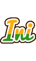 Ini banana logo