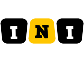 Ini boots logo