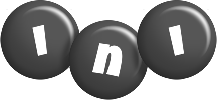 Ini candy-black logo