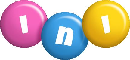 Ini candy logo