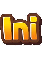 Ini cookies logo