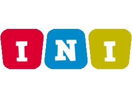 Ini daycare logo