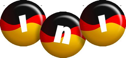 Ini german logo