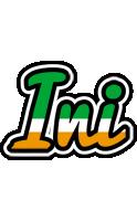 Ini ireland logo