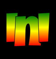 Ini mango logo