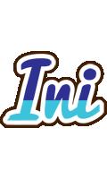 Ini raining logo