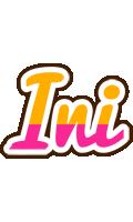 Ini smoothie logo