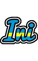 Ini sweden logo